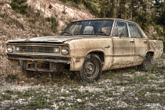 Plymouth Valiant Signet (3rd generation)